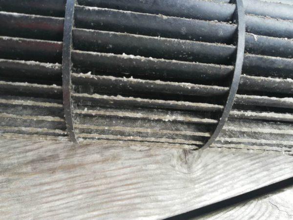 varmepumpe før eftersyn