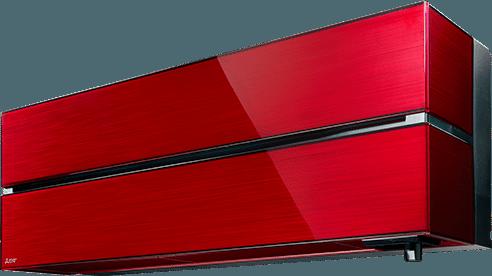 mitsubishi HERO i rød